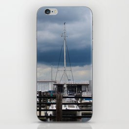 Afternoon Storm iPhone Skin
