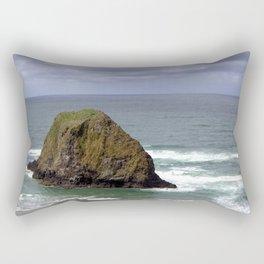 Oregon Coastline Rectangular Pillow
