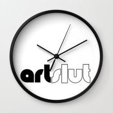 ArtSlut Wall Clock