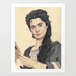 Sarah Churchill, Duchess of Marlborough Art Print