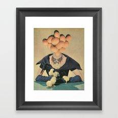 Ops Framed Art Print