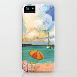 Seven Mile Bridge iPhone Case