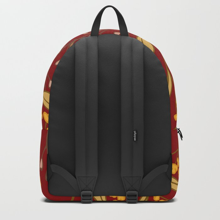 Galloping horse2 Backpack