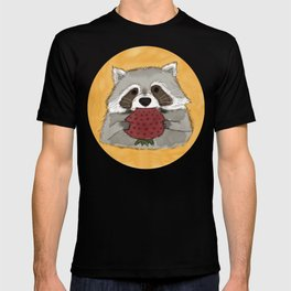 Strawberry Racoon T-shirt