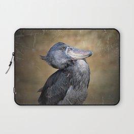 The Whalehead Stork Laptop Sleeve