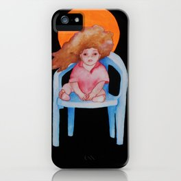 When i was 1-1/2, maybe 2 iPhone Case