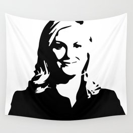Leslie Knope Wall Tapestry