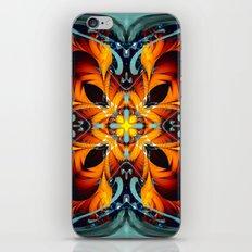 Mandala #7 iPhone & iPod Skin