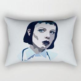 Alice Glass Rectangular Pillow