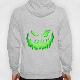 Evil Green ghost Hoody