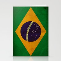 brasil Stationery Cards featuring Brasil by NicoWriter