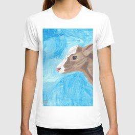 A Heifer Calf Named Keely T-shirt