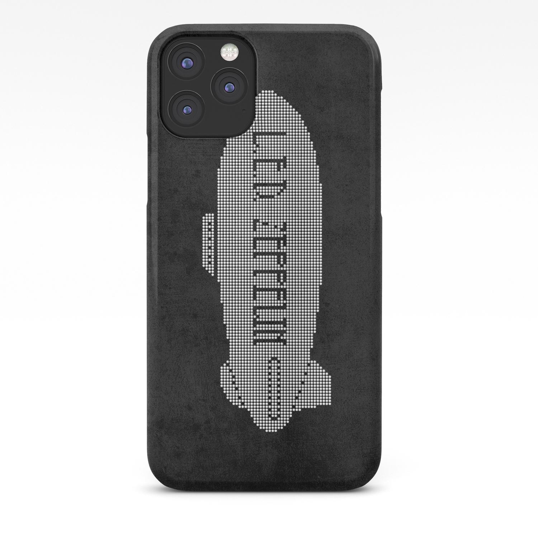 L E D Zeppelin Iphone Case By Jeremybingham Society6