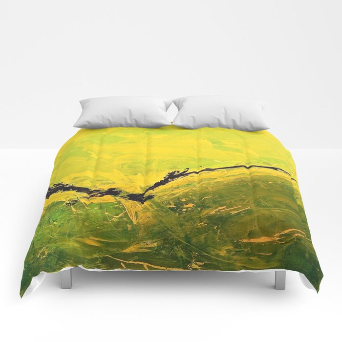 Flight Comforters