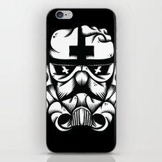 Satanic Trooper iPhone & iPod Skin