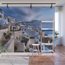 Santorini 12 Wall Mural