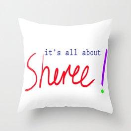 Sheree Throw Pillow