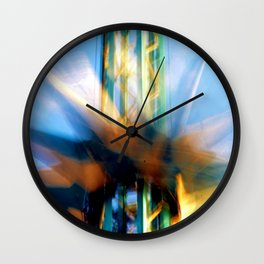 Tower Of Thrills I Wall Clock
