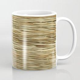 Weave texture Coffee Mug