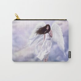 Some Clouds Have Wings Carry-All Pouch