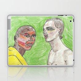 """Girl, Look How Orange You F*ckin' Look"" Laptop & iPad Skin"