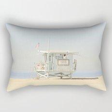 NEVER STOP EXPLORING VENICE BEACH No. 23 Rectangular Pillow