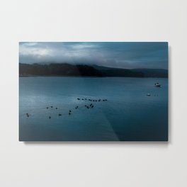 Sea Fever Metal Print