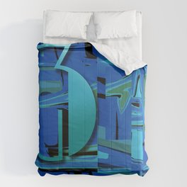 INDIGO THREE Comforters