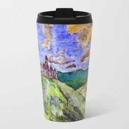 North Downs Travel Mug