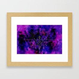 Infinite Spirit Framed Art Print