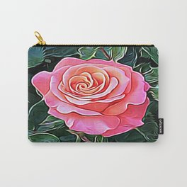 Trembling Flower of Enchantment Carry-All Pouch