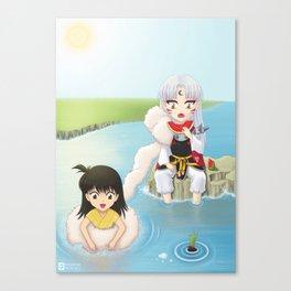 Inuyasha:  Summer Canvas Print