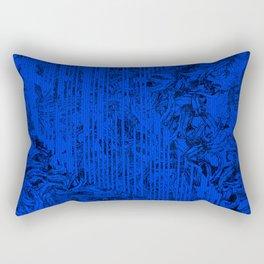 Dark entanglement Rectangular Pillow