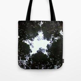 Star Trees Tote Bag
