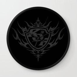 KOF XIV Logo Wall Clock