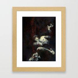 Leander Framed Art Print