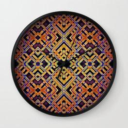 Latticework V2 Wall Clock