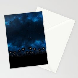 flowers and the universe, Stationery Cards