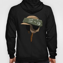 Rebel with a cause Hoody