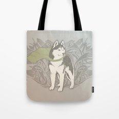 Fearless Creature: Eski Tote Bag