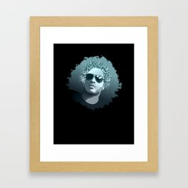 Tribute to Lenny Kravitz Framed Art Print