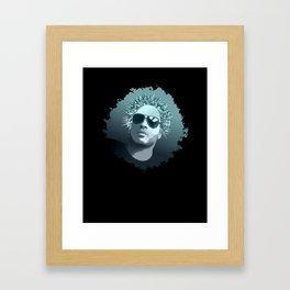 Tribute to Lenny Kravitz Framed Art Print