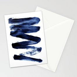 Blue Lightning Stationery Cards