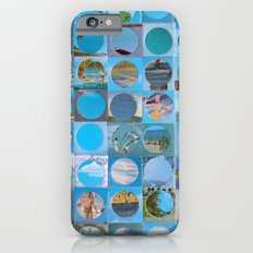Postcard Aloha Slim Case iPhone 6s
