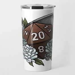 Paladin Class D20 - Tabletop Gaming Dice Travel Mug