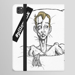 Pillow Talk iPad Folio Case