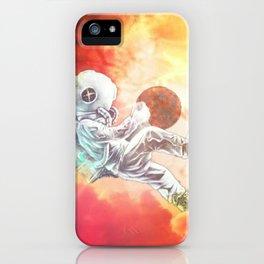 Astrona~uterus iPhone Case
