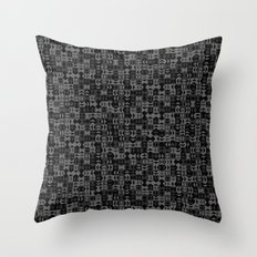 Arrows & Diamonds Throw Pillow