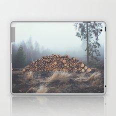 Firewood Laptop & iPad Skin