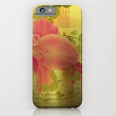 Flower Collage iPhone 6s Slim Case